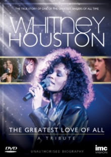 Whitney Houston: The Greatest Love of All - A Tribute, DVD  DVD