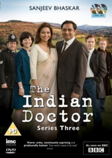 The Indian Doctor: Series 3, DVD DVD