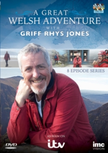 A   Great Welsh Adventure With Griff Rhys Jones, DVD DVD