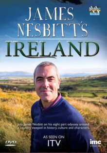 James Nesbitt's Ireland, DVD  DVD