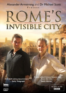 Rome's Invisible City, DVD DVD