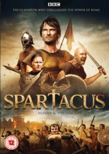 Heroes and Villains: Spartacus, DVD DVD