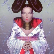 Homogenic, CD / Album Cd
