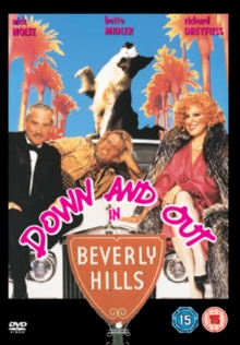 Down and Out in Beverly Hills, DVD  DVD