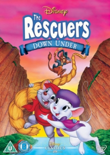 The Rescuers Down Under, DVD DVD