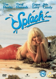 Splash, DVD  DVD