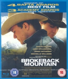Brokeback Mountain, Blu-ray  BluRay