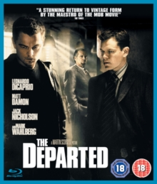 The Departed, Blu-ray BluRay