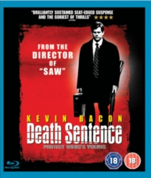 Death Sentence, Blu-ray  BluRay