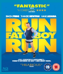 Run, Fat Boy, Run, Blu-ray  BluRay
