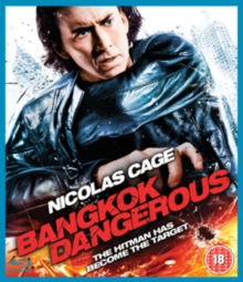 Bangkok Dangerous, Blu-ray  BluRay