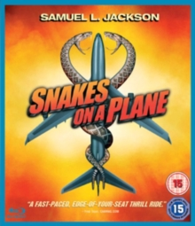 Snakes On a Plane, Blu-ray  BluRay
