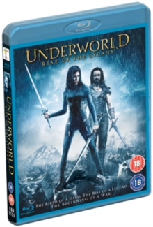Underworld: Rise of the Lycans, Blu-ray  BluRay