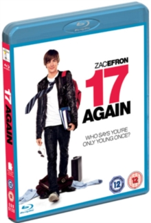17 Again, Blu-ray  BluRay