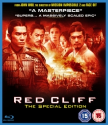 Red Cliff: Special Edition, Blu-ray  BluRay