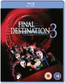 Final Destination 3, Blu-ray  BluRay