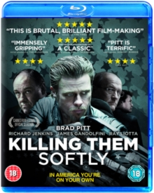 Killing Them Softly, Blu-ray  BluRay