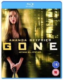 Gone, Blu-ray  BluRay
