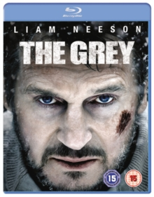 The Grey, Blu-ray BluRay