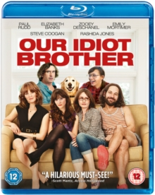 Our Idiot Brother, Blu-ray  BluRay