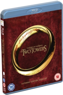 The Lord of the Rings: The Two Towers - Extended Cut, Blu-ray BluRay