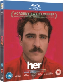 Her, Blu-ray  BluRay