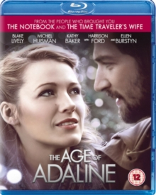 The Age of Adaline, Blu-ray BluRay