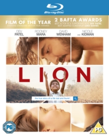 Lion, Blu-ray BluRay