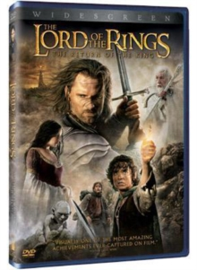 The Lord of the Rings: The Return of the King, DVD DVD