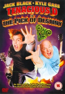 Tenacious D in the Pick of Destiny, DVD  DVD