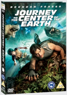Journey to the Center of the Earth (3D), DVD  DVD