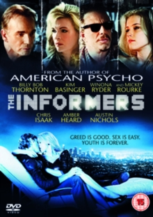 The Informers, DVD DVD