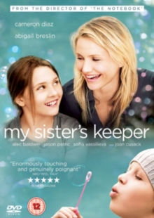 My Sister's Keeper, DVD  DVD