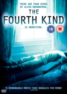 The Fourth Kind, DVD DVD