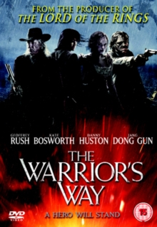 The Warrior's Way, DVD DVD