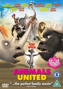 Animals United, DVD  DVD