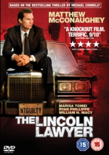 The Lincoln Lawyer, DVD DVD
