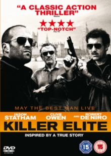 Killer Elite, DVD  DVD