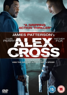 Alex Cross, DVD  DVD