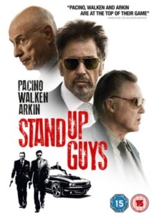 Stand Up Guys, DVD  DVD