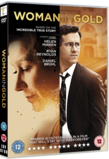 Woman in Gold, DVD  DVD