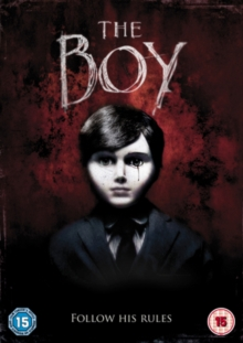 The Boy, DVD DVD