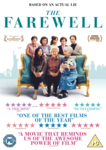 The Farewell, DVD DVD