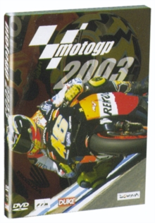 MotoGP Review: 2003, DVD  DVD