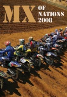 MX of Nations 2008, DVD  DVD