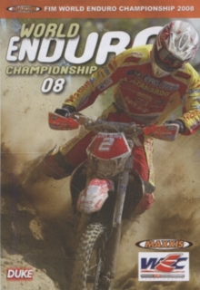 World Enduro Championship 2008, DVD  DVD