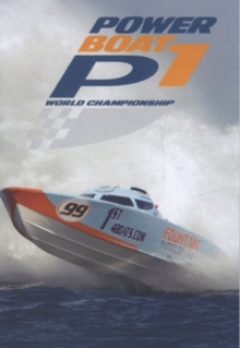Powerboat P1 World Championship Review 2008, DVD  DVD