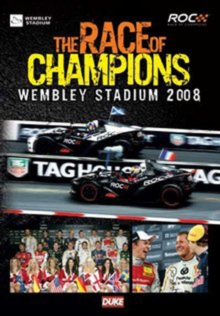 Race of Champions: 2008, DVD  DVD