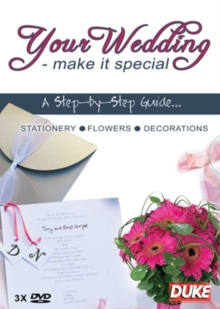 Weddings - A Step By Step Guide, DVD  DVD