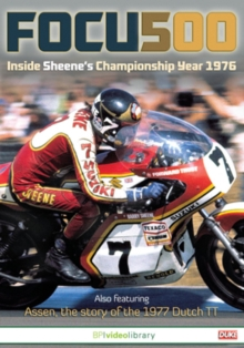 Focus 500 - Inside Sheene's Championship Year, DVD  DVD
